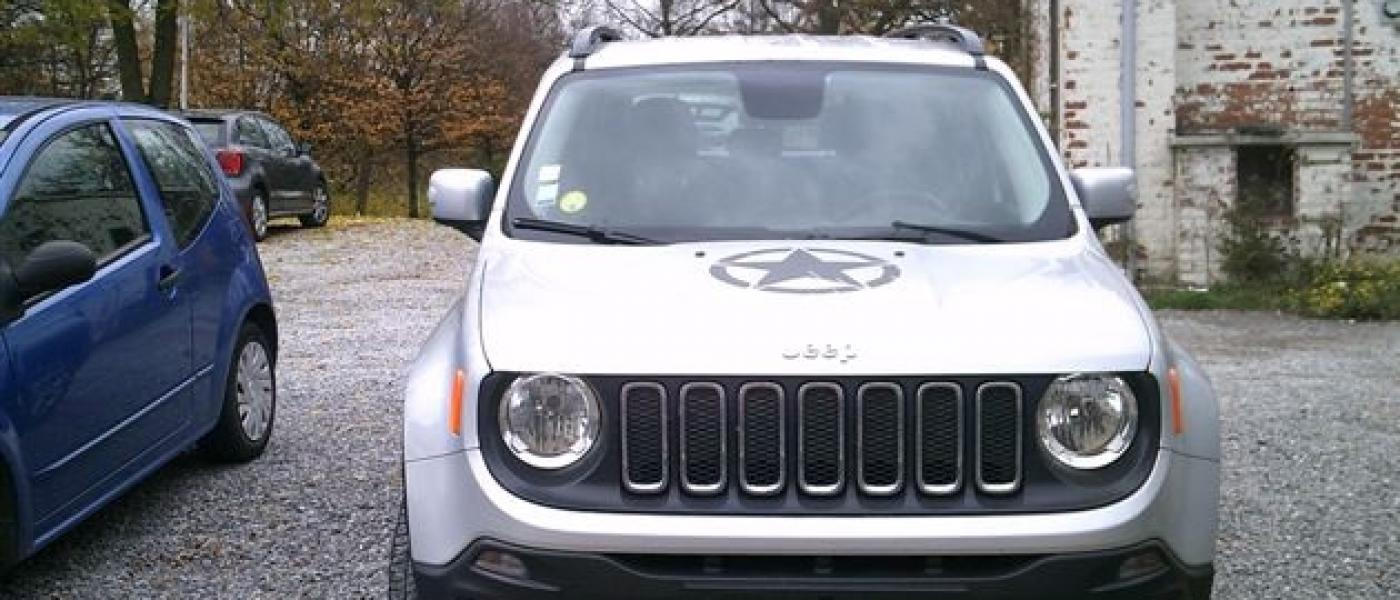 Jeep Renegade 1.6 Mjt