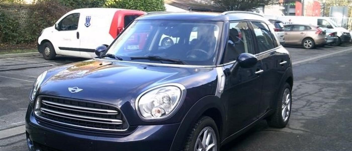 Mini Countryman 1.6D 112HP