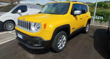 Jeep Renegade 4x4 Limited
