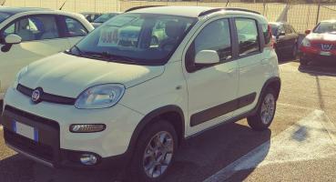 Fiat Panda 4X4 1.3 Mjt Cv 75