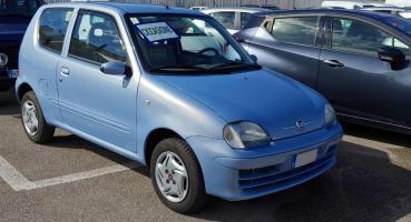Fiat 600 Anniversary 1.1