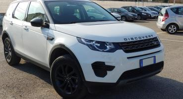 Land Rover Discovery Sport 4wd 2.0Tdi