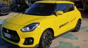 Suzuki Swift Sport 140HP