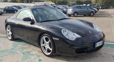 Porsche 996 911 Carrera 320HP