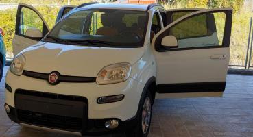 Fiat Panda 4X4 Twin Air 85 Cv