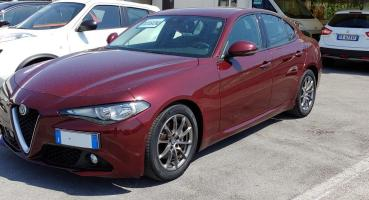 Alfa Romeo Giulia Super 2.2 150 Cv