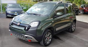 Fiat Panda Cross 4x4 Twin Air GPL