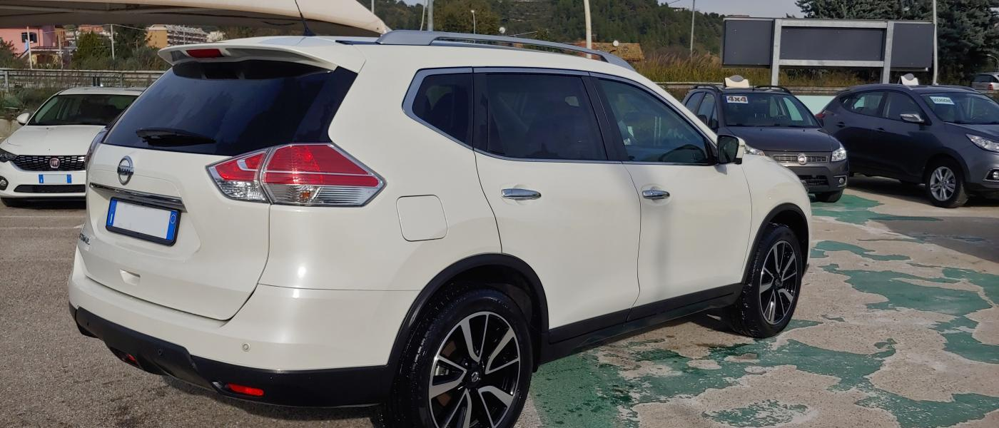 Nissan X-Trail N-Connecta 1.6 Dci 130HP 7p