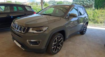 Jeep Compass 1.6 Limited