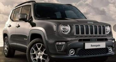 Jeep Renegade Limited 4WD