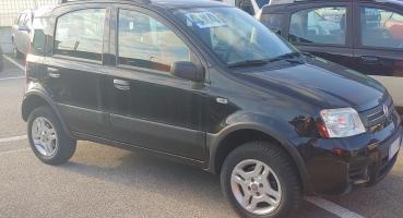 Fiat Panda 4x4 Mjt