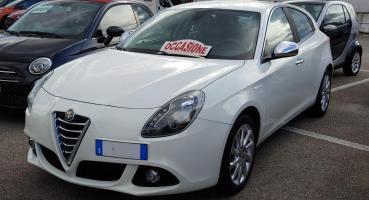 Alfa Romeo Giuietta 1.6 Jtdm 105Cv