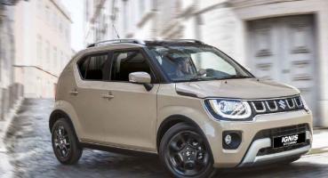 New Suzuki Ignis Hybrid