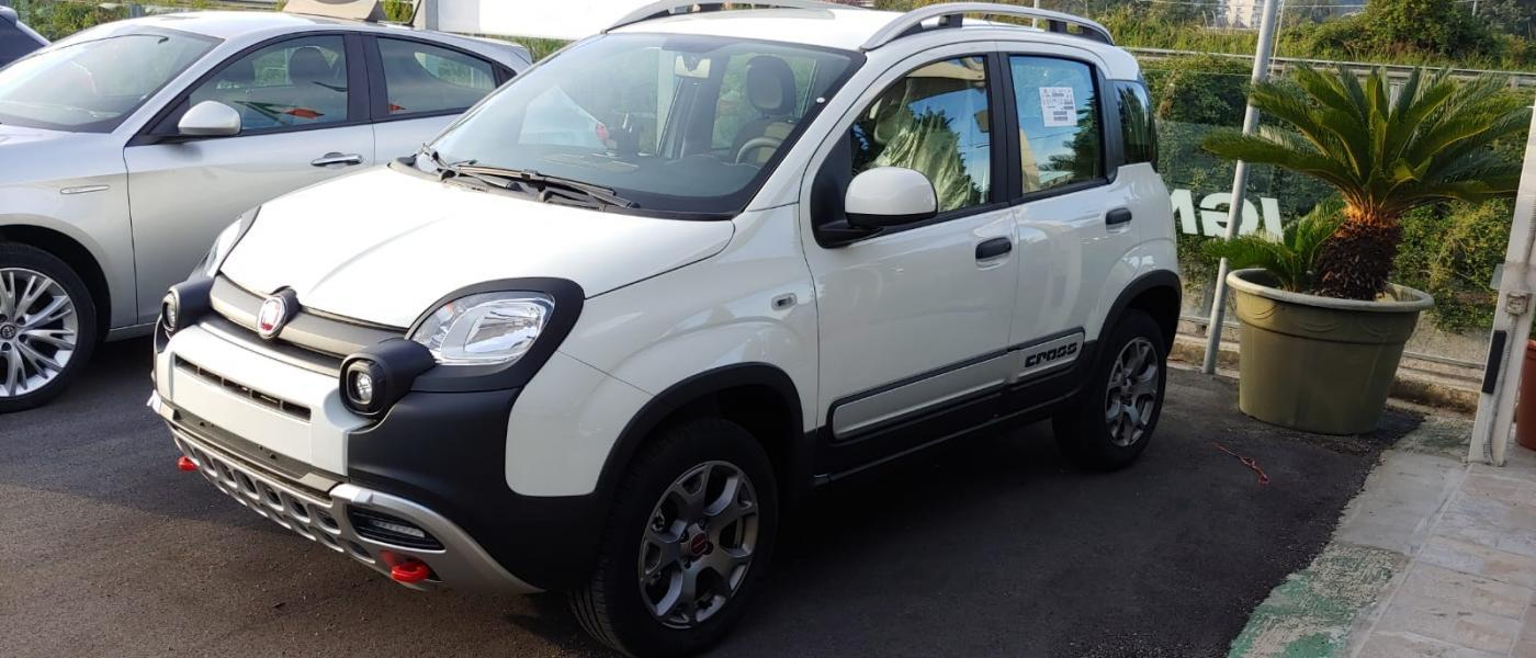 Fiat Panda Cross 4x4 Twin Air