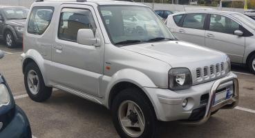 Suzuki Jimni 1.3 4X4 GPL
