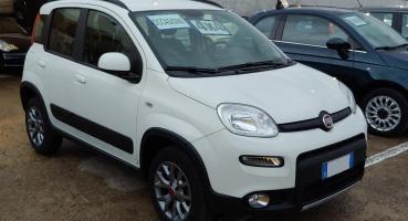 Fiat Panda 4x4 1.3 Mjt
